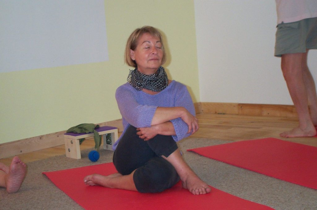 savourer chaque posture