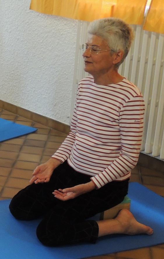 Méditation Assise en silence Une approche corporelle de la méditation