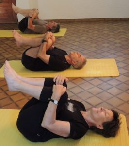 Expiration-Remonter les genoux